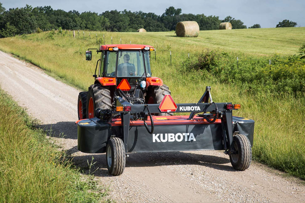 Kubota | Disc Mowers | DM5000 Series for sale at Rippeon Equipment Co., Maryland