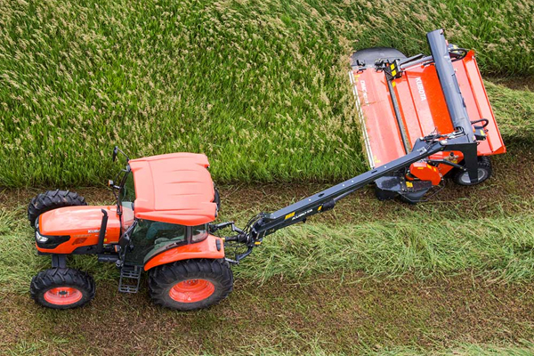Kubota | Farm Implements | Disc Mower Conditioners for sale at Rippeon Equipment Co., Maryland