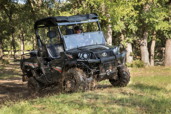 Kubota | Utility Vehicles | Full-Size Gas Utility Vehicles for sale at Rippeon Equipment Co., Maryland