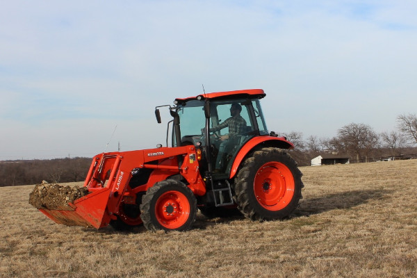 Kubota | M4 Series | Model M4D-061 for sale at Rippeon Equipment Co., Maryland