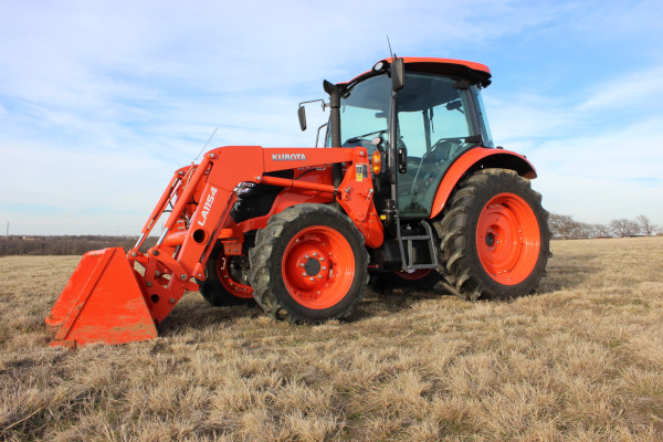 Kubota | M4 Series | Model M4D-071 for sale at Rippeon Equipment Co., Maryland