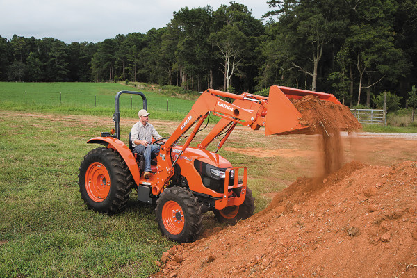 Kubota | M5660SU | Model M5660SUHD for sale at Rippeon Equipment Co., Maryland