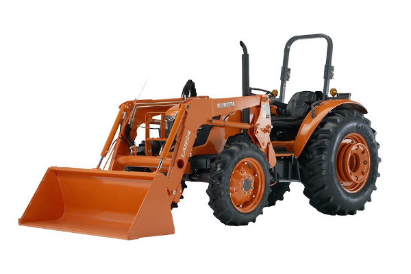 Kubota M6060 / M7060 for sale at Rippeon Equipment Co., Maryland