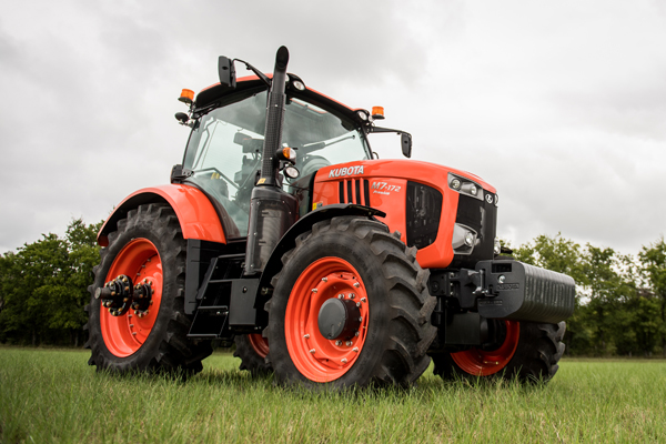 Kubota | Agriculture Tractors | M7 Series Gen 2 for sale at Rippeon Equipment Co., Maryland