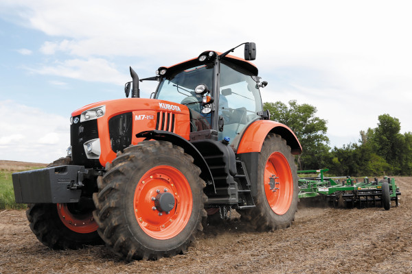 Kubota | Agriculture Tractors | M7 Series for sale at Rippeon Equipment Co., Maryland