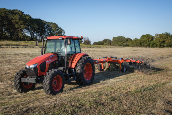Kubota M6S-111SHC for sale at Rippeon Equipment Co., Maryland