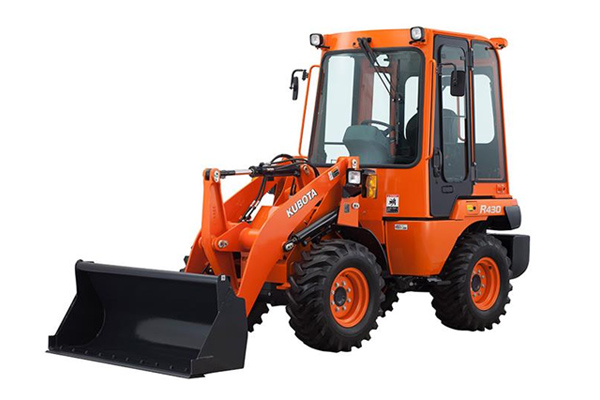Kubota R430 for sale at Rippeon Equipment Co., Maryland