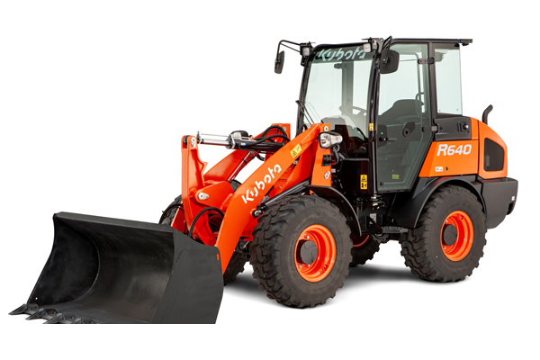Kubota R640 for sale at Rippeon Equipment Co., Maryland