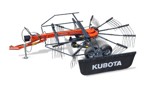 Kubota | RA Series Rotary Rakes | Model RA1035 / RA1042T for sale at Rippeon Equipment Co., Maryland