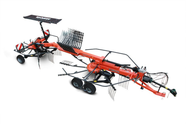 Kubota | RA Series Rotary Rakes | Model RA2071T EVO for sale at Rippeon Equipment Co., Maryland
