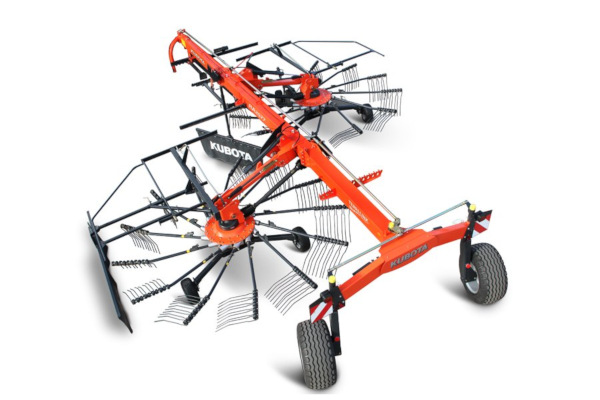 Kubota | RA Series Rotary Rakes | Model RA2577 for sale at Rippeon Equipment Co., Maryland