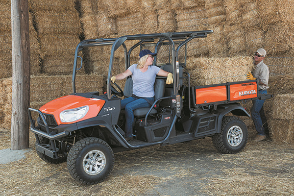Kubota | RTV-X Series | Model RTV-X1140 for sale at Rippeon Equipment Co., Maryland
