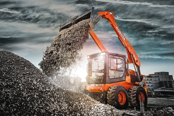 Kubota | Construction Equipment | Skid Steer Loaders for sale at Rippeon Equipment Co., Maryland