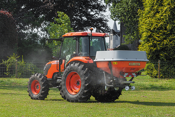 Kubota | Farm Implements | Spreaders for sale at Rippeon Equipment Co., Maryland