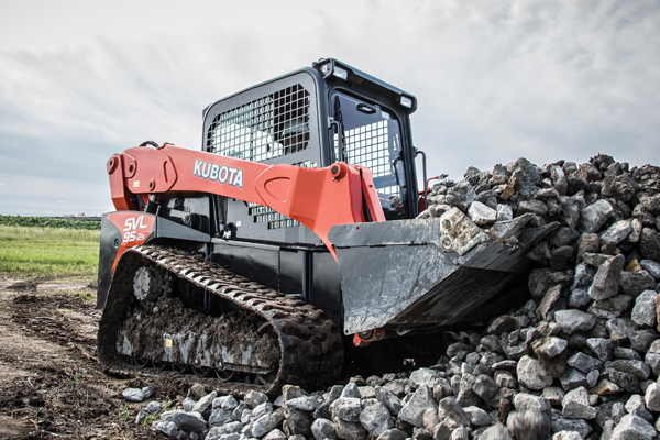 Kubota | Construction Equipment | Track Loaders for sale at Rippeon Equipment Co., Maryland