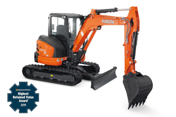 Kubota U Series for sale at Rippeon Equipment Co., Maryland