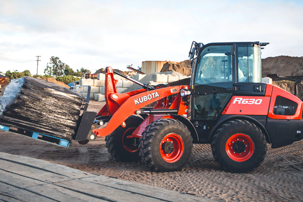 Kubota | Construction Equipment | Wheel Loaders for sale at Rippeon Equipment Co., Maryland