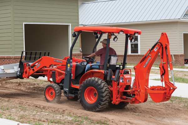 Kubota B26 for sale at Rippeon Equipment Co., Maryland