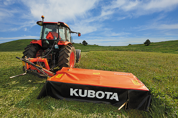 Kubota | DM1000 Series | Model DM1024 for sale at Rippeon Equipment Co., Maryland