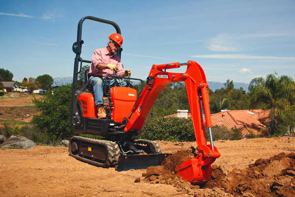 Kubota | K Series | Model K008-3 for sale at Rippeon Equipment Co., Maryland