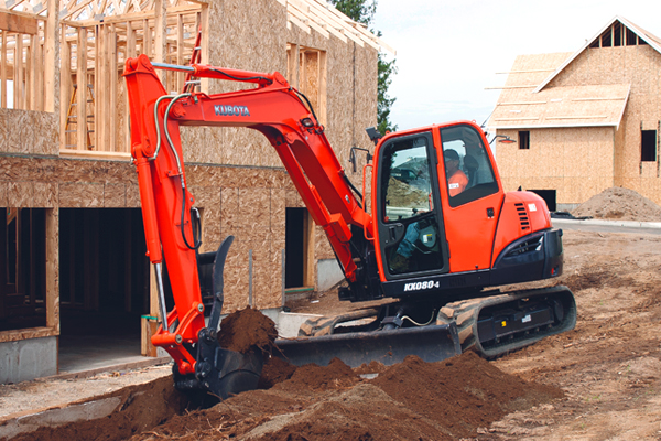 Kubota | K Series | Model KX080-4S for sale at Rippeon Equipment Co., Maryland