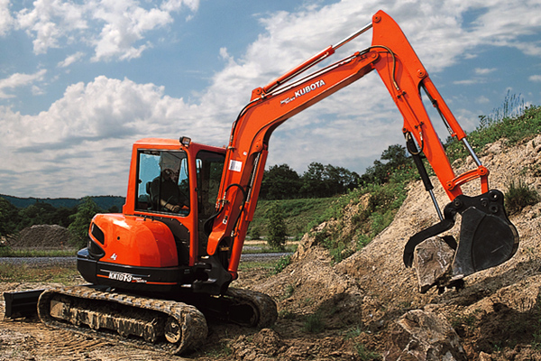 Kubota | K Series | Model KX71-3 for sale at Rippeon Equipment Co., Maryland
