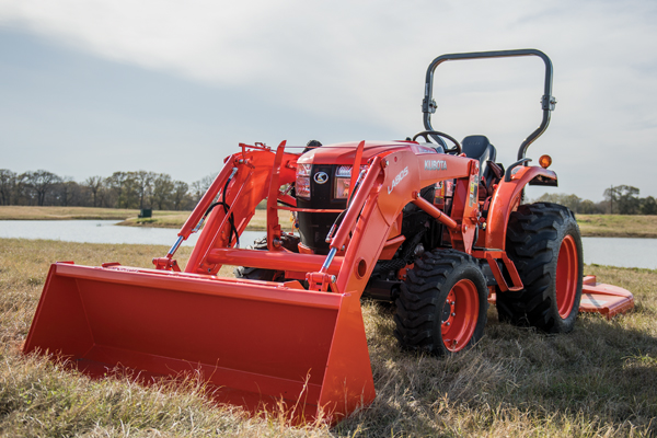Kubota | Grand L60 Series | Model L3560 for sale at Rippeon Equipment Co., Maryland