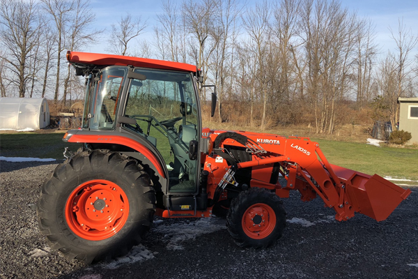 Kubota | Grand L60 Series | Model L4760 for sale at Rippeon Equipment Co., Maryland