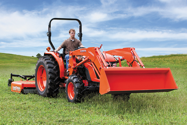 Kubota | MX Series | Model MX5800 (Prior) for sale at Rippeon Equipment Co., Maryland