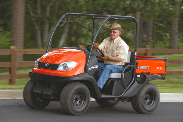 Kubota | RTV Series | Model RTV500 for sale at Rippeon Equipment Co., Maryland