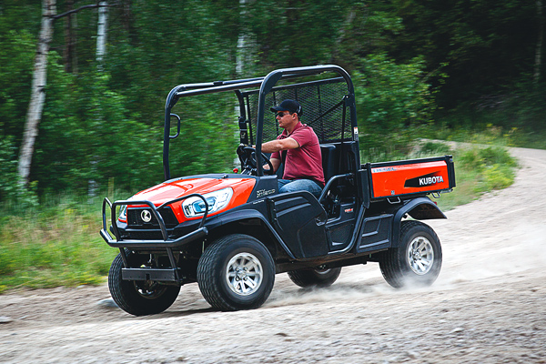 Kubota | RTV-X Series | Model RTV-X1120 for sale at Rippeon Equipment Co., Maryland