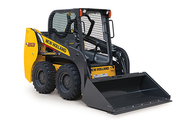 New Holland | Light Construction Equipment | Skid Steer Loaders for sale at Rippeon Equipment Co., Maryland