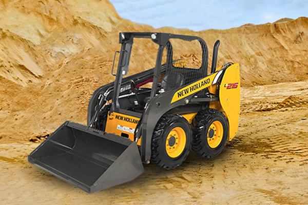 New Holland | Skid Steer Loaders | Model L216 for sale at Rippeon Equipment Co., Maryland