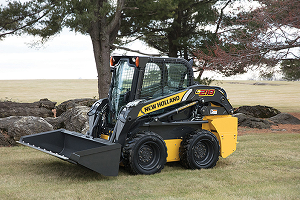 New Holland | Skid Steer Loaders | Model L218 for sale at Rippeon Equipment Co., Maryland