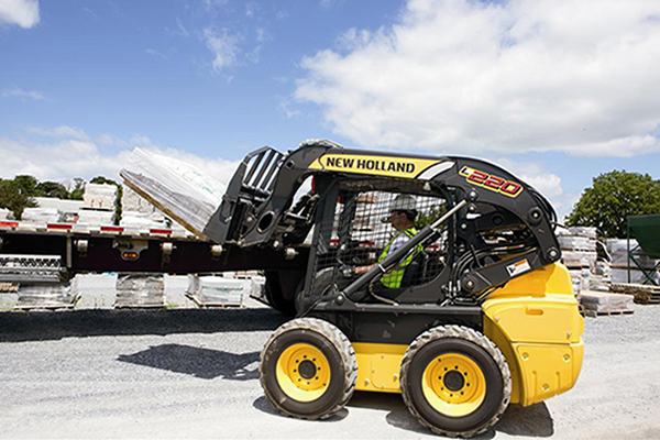 New Holland | Skid Steer Loaders | Model L220 for sale at Rippeon Equipment Co., Maryland