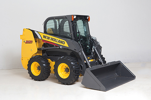 New Holland | Skid Steer Loaders | Model L221 for sale at Rippeon Equipment Co., Maryland