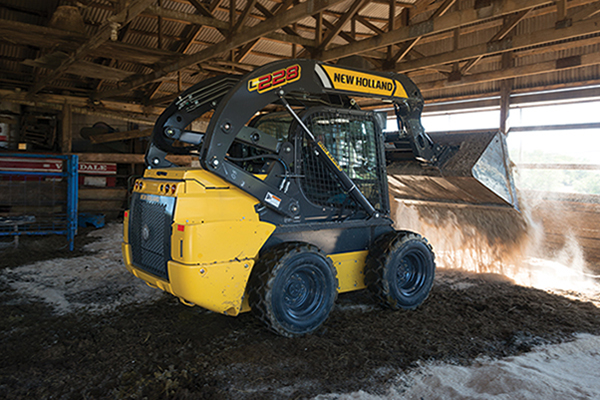 New Holland | Skid Steer Loaders | Model L228 for sale at Rippeon Equipment Co., Maryland