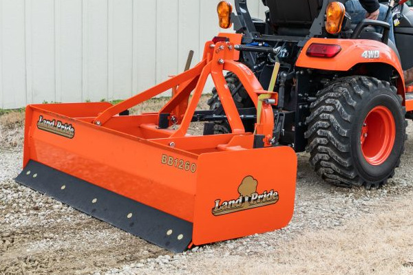 Land Pride BB1260 for sale at Rippeon Equipment Co., Maryland