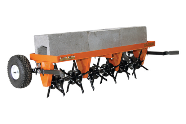Land Pride | Dirtworking | CA05 Series Core Aerators for sale at Rippeon Equipment Co., Maryland