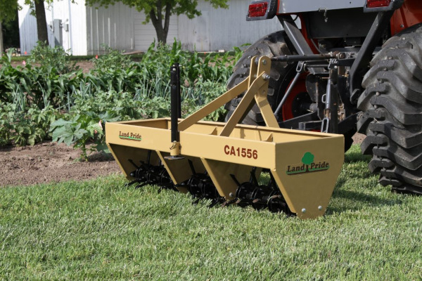 Land Pride | Dirtworking | CA15 Series Core Aerators for sale at Rippeon Equipment Co., Maryland