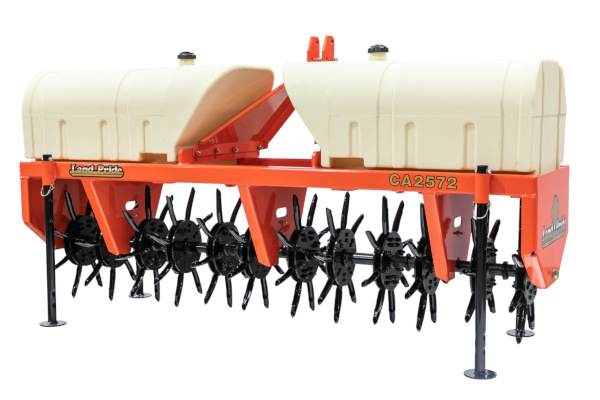 Land Pride | CA25 Series Core Aerators | Model CA2572 for sale at Rippeon Equipment Co., Maryland