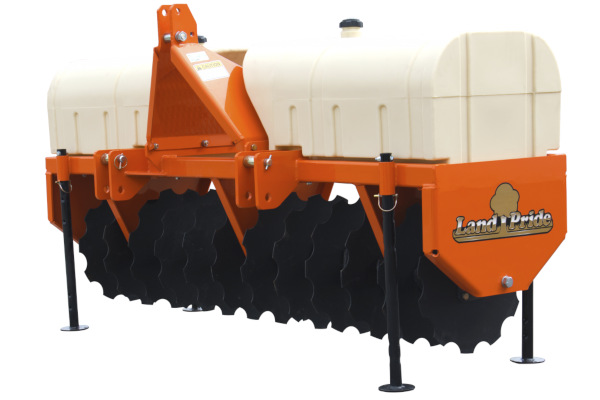 Land Pride | Dirtworking | CR25 Series Straw Crimpers for sale at Rippeon Equipment Co., Maryland