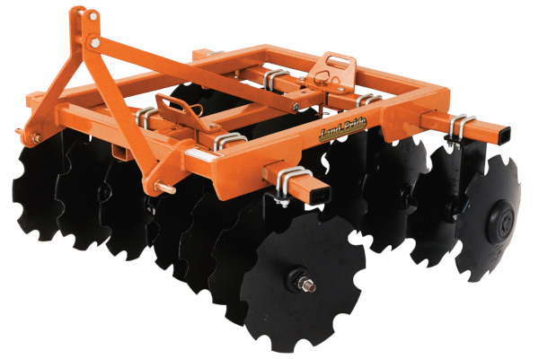 Land Pride | Dirtworking | DH15 Series Disc Harrows for sale at Rippeon Equipment Co., Maryland