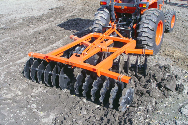 Land Pride | DH25 Series Disc Harrows | Model DH2596 for sale at Rippeon Equipment Co., Maryland