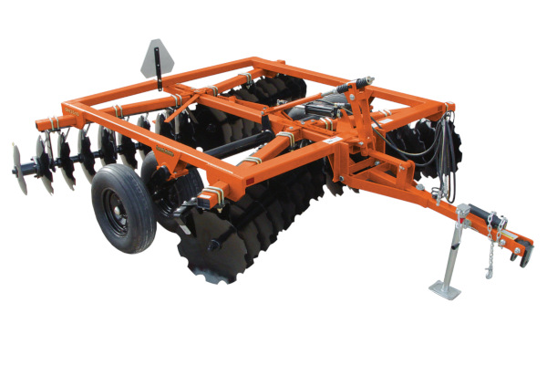 Land Pride | Dirtworking | DH35 Series Disc Harrows for sale at Rippeon Equipment Co., Maryland