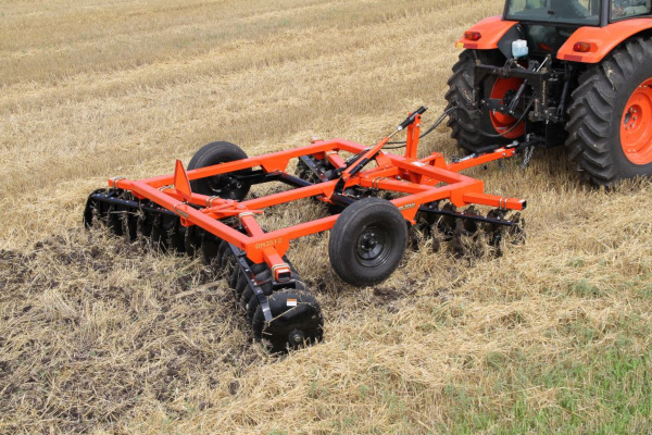 Land Pride | DH35 Series Disc Harrows | Model DH3512 for sale at Rippeon Equipment Co., Maryland