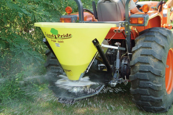 Land Pride | Seeders | FSP Series Spreaders for sale at Rippeon Equipment Co., Maryland