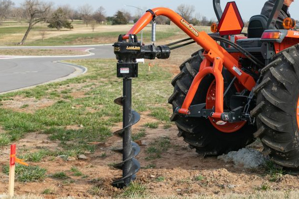 Land Pride | Dirtworking | HD25 Series Post Hole Diggers for sale at Rippeon Equipment Co., Maryland