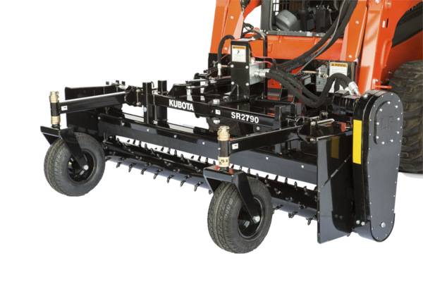 Land Pride | SR27 & SRF27 Series Powered Rakes | Model SR2790 for sale at Rippeon Equipment Co., Maryland