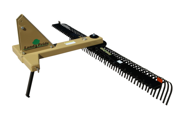Land Pride | LR26 Series Landscape Rakes | Model LR2696 for sale at Rippeon Equipment Co., Maryland